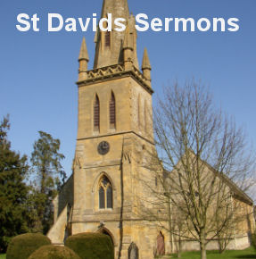Morning Sermons - St David's Moreton in Marsh